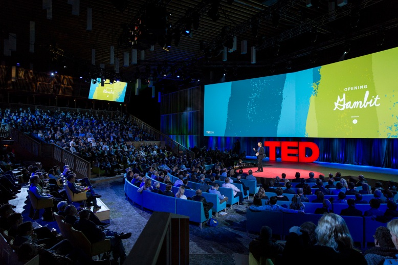 TED2015 theater